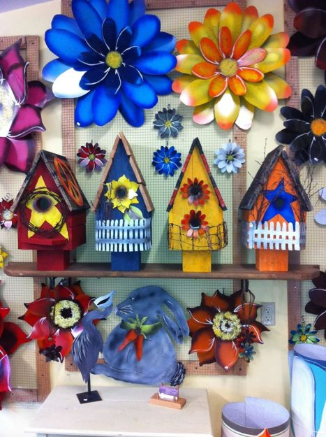 Willowbend birdhouses