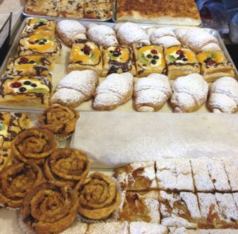 Angelikas pastries