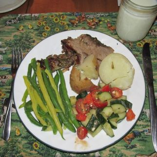 Springwater meal 1