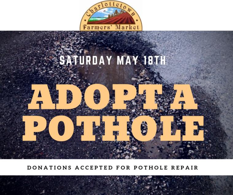 Adopt a pothole